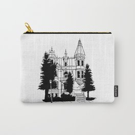 House in Montreal Carry-All Pouch