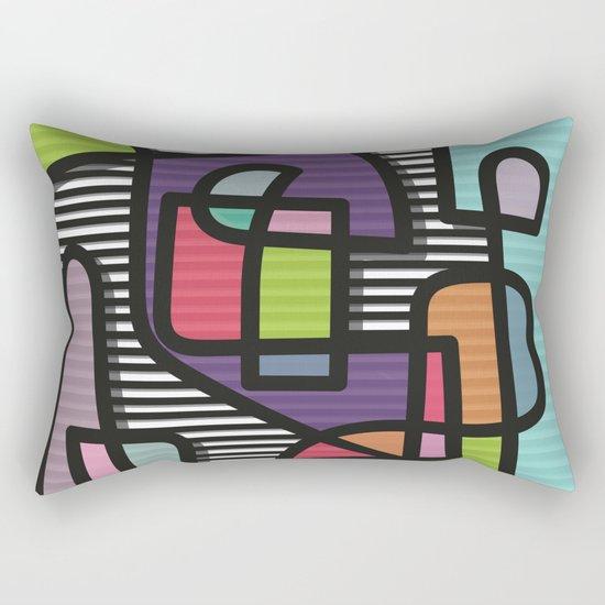 NaiveII Rectangular Pillow