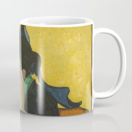 Vincent van Gogh - L'Arlésienne: Madame Joseph-Michel Ginoux (Marie Julien, 1848–1911) Coffee Mug