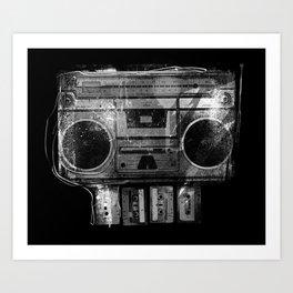DOOMBOX Art Print