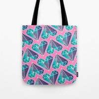 lucy Tote Bags featuring Lucy by Rittsu