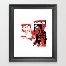 Poland Framed Art Print