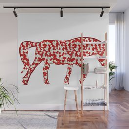 year of the horse: part 3 Wall Mural