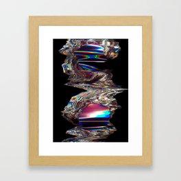 Zone X Framed Art Print