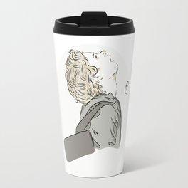 Tired Isak Travel Mug
