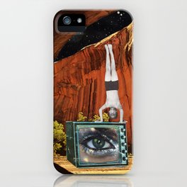 Big sister Is Watching You iPhone Case