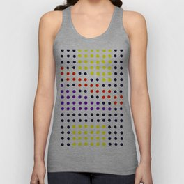 Spy Glass Unisex Tank Top
