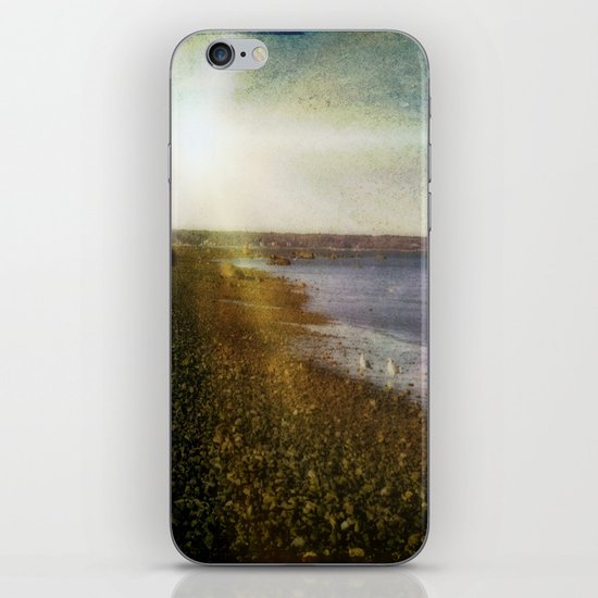 Short Days iPhone & iPod Skin