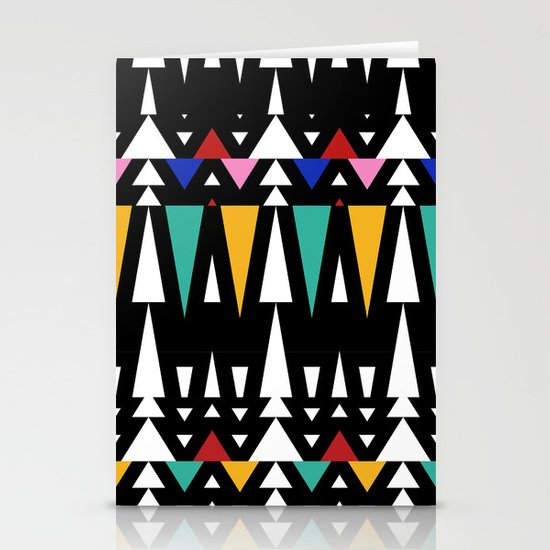 Tribal Fun 2 Stationery Cards