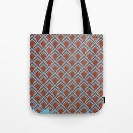 leafpttrn Tote Bag