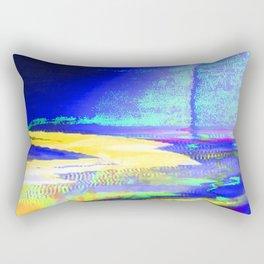 Qpop - Synthwave 2 Rectangular Pillow