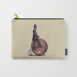 Penny Farthing Carry-All Pouch