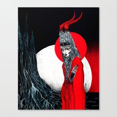Goure II Canvas Print