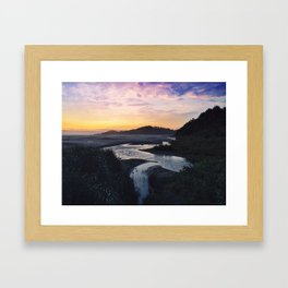 Riverbend 1 Framed Art Print