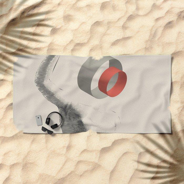 Monument Beach Towel