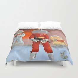 Space Bois Duvet Cover