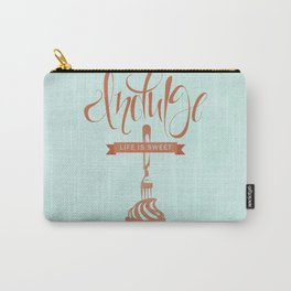 Indulge Carry-All Pouch