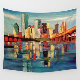 Expression Dallas Wall Tapestry