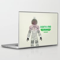 ripley Laptop & iPad Skins featuring Nostromo Spacesuit Alien by avoid peril