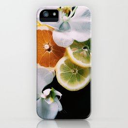 Rainbow of Citrus iPhone Case