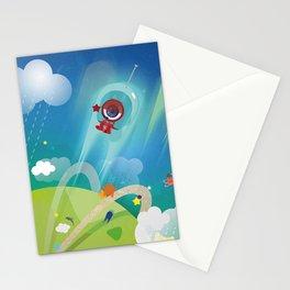 The Eyez - Astronaut Stationery Cards