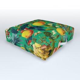 Fruit Pattern Outdoor Floor Cushion