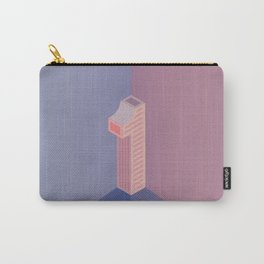 Alphabet Drop Caps Series- 1 Carry-All Pouch