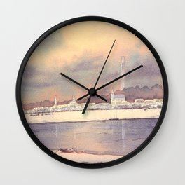 Provincetown Wall Clock