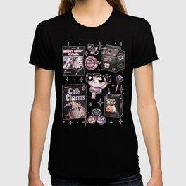 Vintage Goth Snacks T-shirt