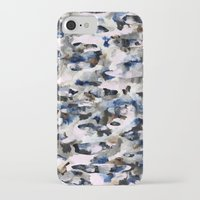 camo iPhone & iPod Cases featuring Camo by Josie Stevenson