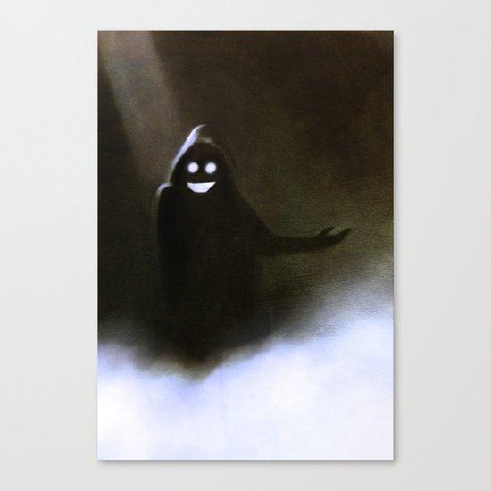 Greeter Canvas Print