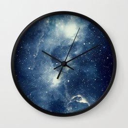 Galaxy Next Door Wall Clock