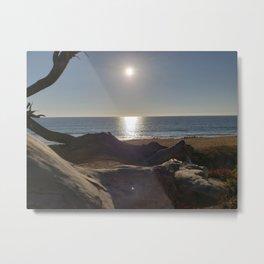 Carlsbad Beach, (San Diego), California Metal Print