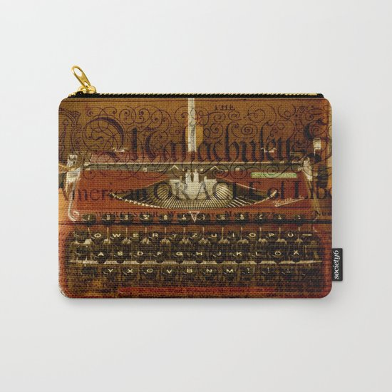 writing machine Carry-All Pouch