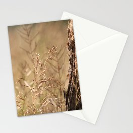 Summer Grass and Tree Stationery Cards