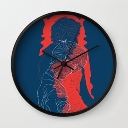 The Day of the Doctor Wall Clock
