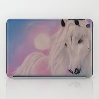serenity iPad Cases featuring Serenity by Christine's heART
