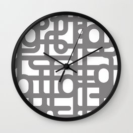 Labirint Wall Clock
