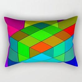 Mixture of True Personalities Rectangular Pillow