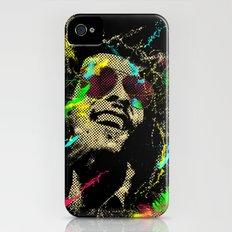 Under the reggae mode iPhone (4, 4s) Slim Case