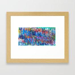 3 11/10 Framed Art Print