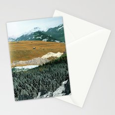 Experiment am Berg 21 Stationery Cards