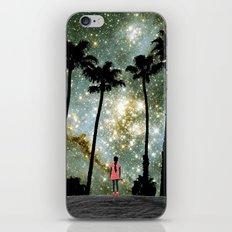 Paradise Galaxy Dream iPhone & iPod Skin
