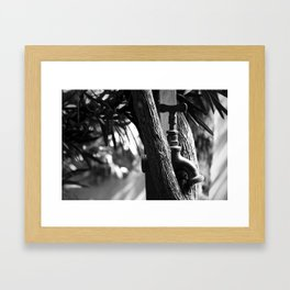 Life By The Drop Framed Art Print