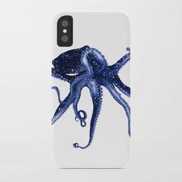 Cosmic Octopus II iPhone Case