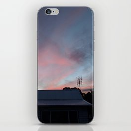 Cotton Candy Sky 3/3 iPhone Skin