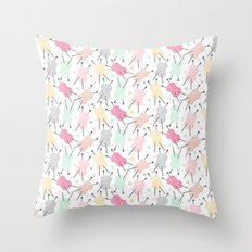 Wool is cool ! Throw Pillow