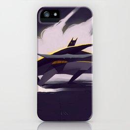 The Darth Knight iPhone Case