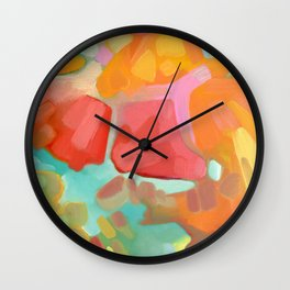 Tropicali Wall Clock