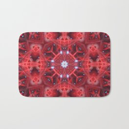 Star Resonance Mandala Bath Mat